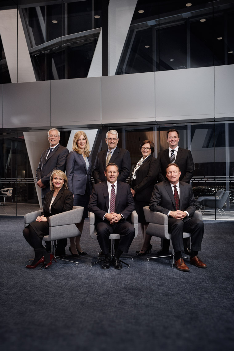 Encana Executive Board