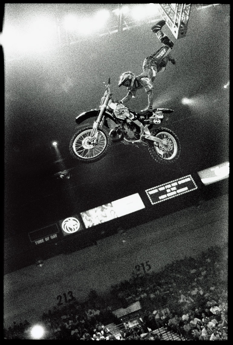 Carey Hart- US Open